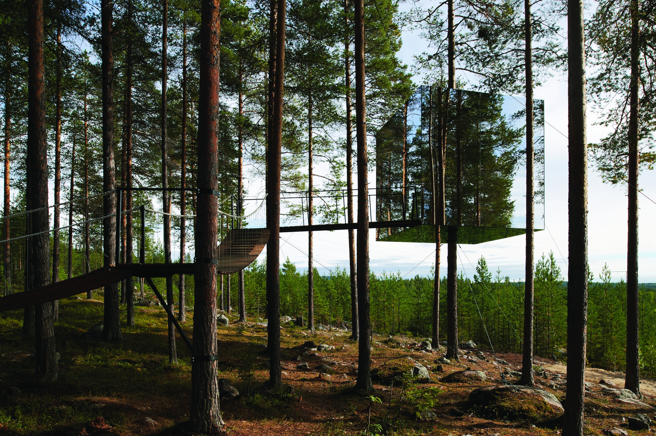 Menzione Speciale Premio Internazionale Tham & Videgard Arkitekter